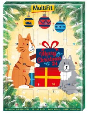 MultiFit Kalender Katzen