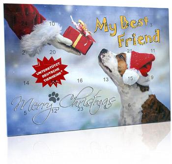 Weihnachtskalender Hund.The Coffee Tea Company C T Adventskalender Für Hunde My Best Friend 2017 24 Leckerbissen Im Weihnachtskalender Freund Unterstützt Deutsche