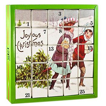 Nostalgie Tee Adventskalender 2016