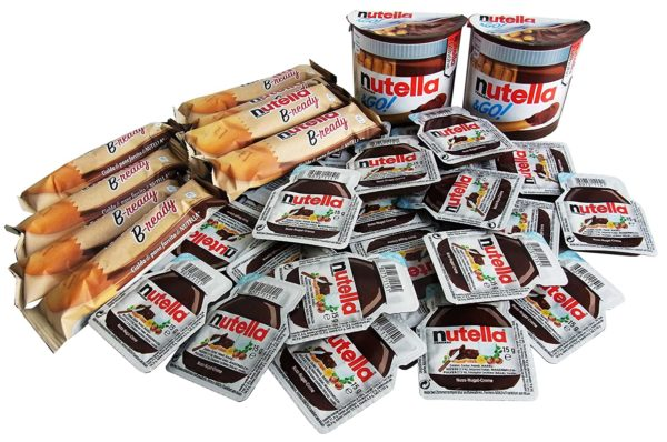 Nutella Adventskalender 2020 Inhalt