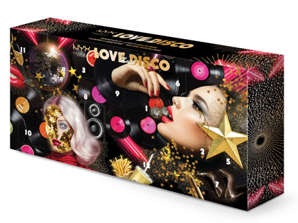 Nyx Christmas Lip Party 12 Day advent Calendar 2019