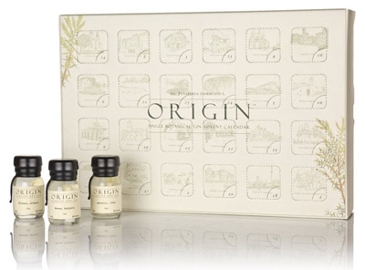 Origin-Single-Botanical-Gin-Advent-Calendar-2018