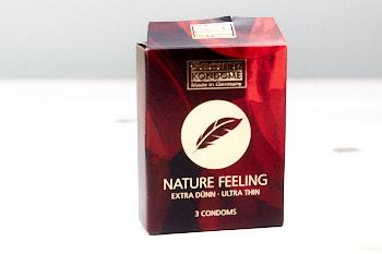 Kondome Nature Feeling Secura