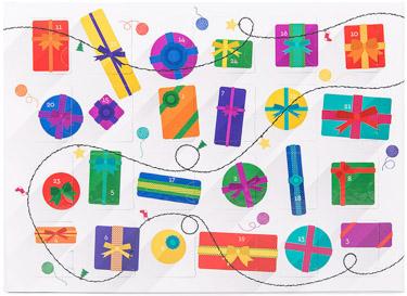 Paintbox Yarn Adventskalender