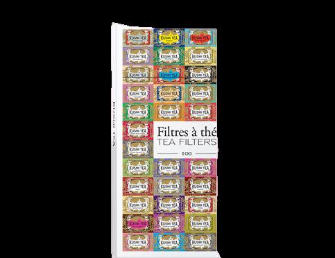Teefilter Adventskalender Frauen Füllen