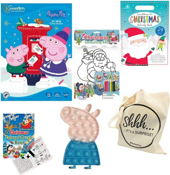 Peppa Pig Überraschungs-Adventskalender, Bild 5