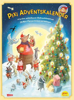 Pixi-Adventskalender-mit-Weihnachtsbaum-2018