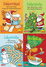 Pixi-Kreativ-Weihnachtsrätsel
