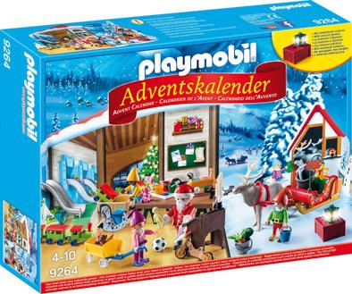 Playmobil Adventskalender 9264 Wichtelwerkstatt