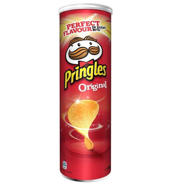 Pringles Adventskalender 2020 Inhalt