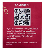 QR Code Amorelie Adventskalender App