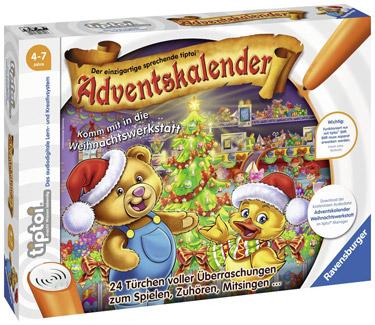 Ravensburger-Das-Weihnachtsdorf-Adventskalender-2018