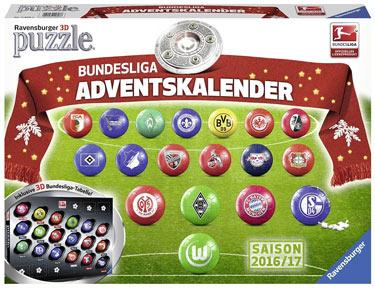 Ravensburger Bundesliga Adventskalender 2016