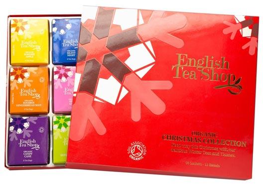 Red Christmas Tee Adventskalender Basteln
