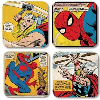 Untersetzer Marvel