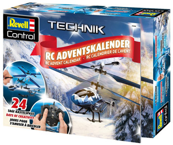 amazon Revell Control 01020 Helikopter Adventskalender 2018