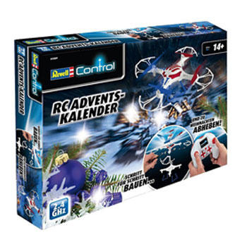 Revell Quadcopter Adventskalender 2016