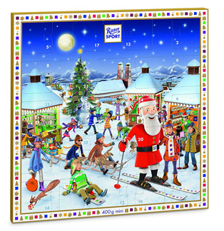 Ritter-Sport-Adventskalender-Mini
