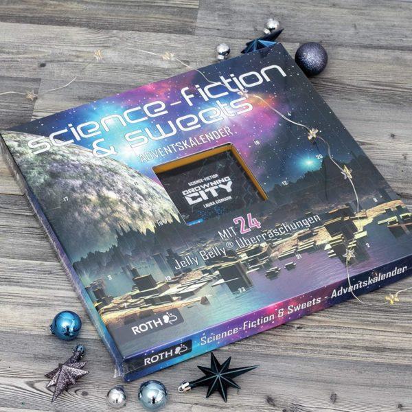 Roth Science Fiction Adventskalender 2020 Inhalt