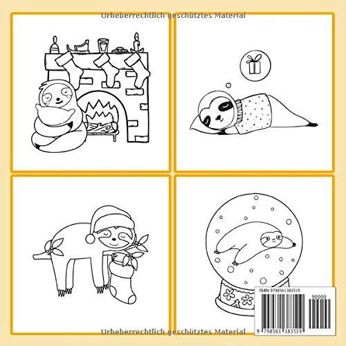Rückseite Adventsbuch
