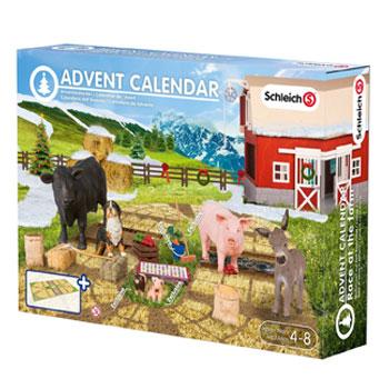 Schleich Bauernhof Adventskalender 2015