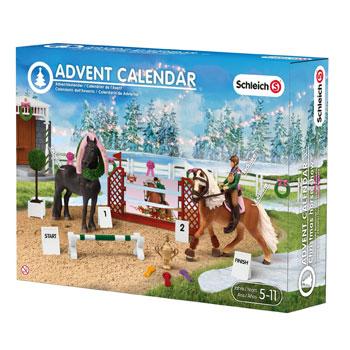 Schleich Pferde Adventskalender 2015