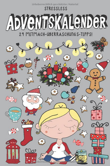 amazon Stressless Adventskalender