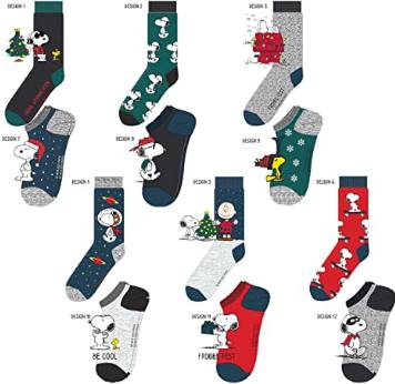 PEANUTS Socken-Adventskalender, Bild 3