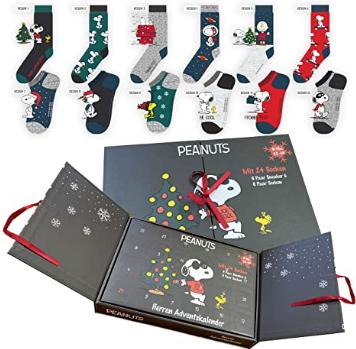 PEANUTS Socken-Adventskalender, Bild 2