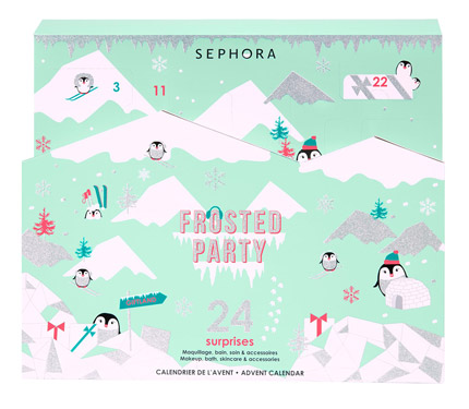 Sephora Frosted Party Adventskalender 2019