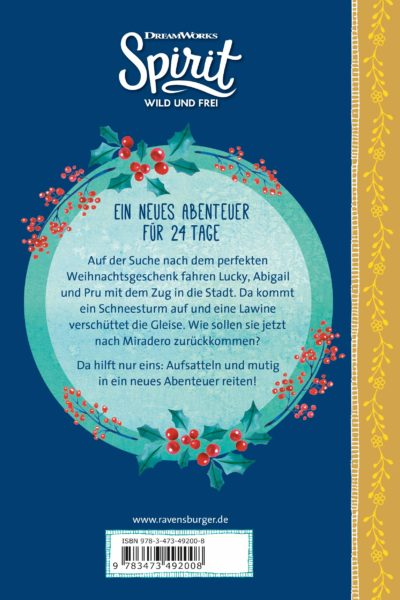 Spirit Adventskalender 2020 Inhalt