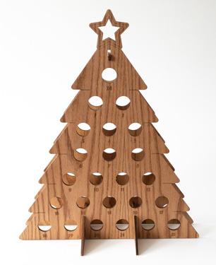 Spirituosen Baum Adventskalender
