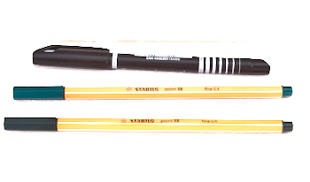 Inhalt STABILO Adventskalender 2020