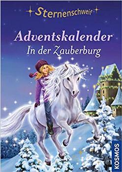Sternenschweif Adventskalender in der Zauberburg