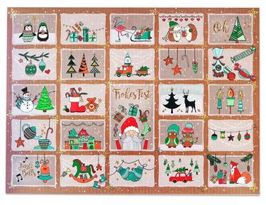 Charmée-Suessigkeiten-und-Weihnachtsgebäck-Adventskalender-2017