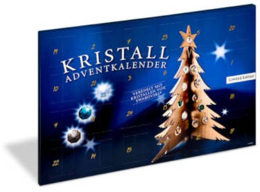 Swarovski Kristall Kalender