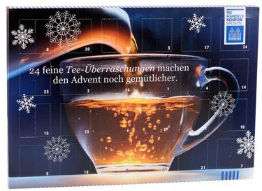 Die Schönsten Aromatischsten Tee Adventskalender 201
