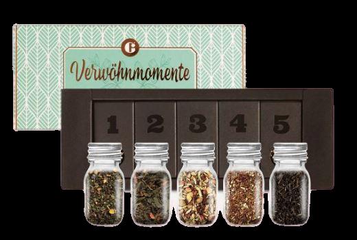 Teeset Verwöhnmomente Adventskalender Füllen Frauen