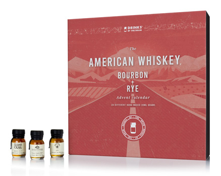 The-American-Bourbon-&-Rye-Advent-Calendar-2019