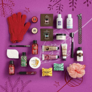 The Body Shop 24-Days-of-the-Enchanted Adventskalender 2018 Inhalt