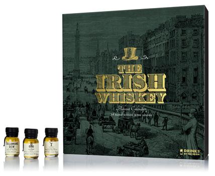 The-Irish-Whisky-Advent-Calendar-2019