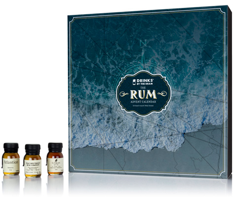 drinksbythedram- rum - Adventskalender-2019