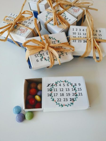 Inhalt Smarties Adventskalender To Go