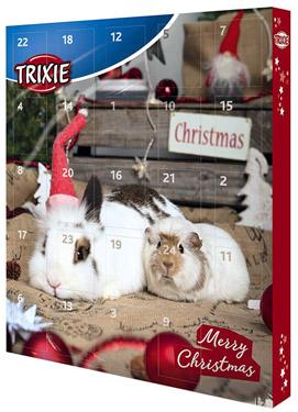 Weihnachtskalender Für Hunde.Trixie Adventskalender Kleintiere 9270 2018