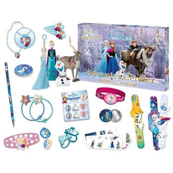 Walt Disney Die Eiskoenigin Voellig Unverfroren Adventskalender 2016