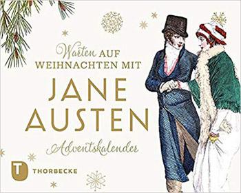Warten auf Weihnachten mit Jane Austen Adventskalender 2018