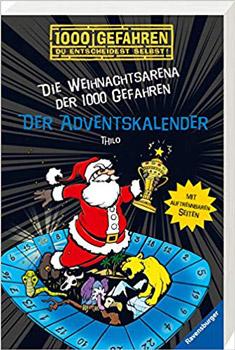 Die Weihnachtsarena der 1000 Gefahren