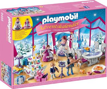 Mädchen Weihnachtskalender.Playmobil 9485 Adventskalender Weihnachtsball Im Kristallsaal