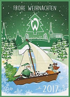 SV Werder-Bremen-Adventskalender-2017