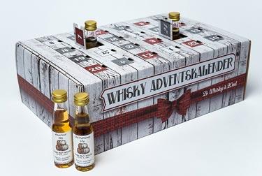 Whisky Adventskalender von ewhisky